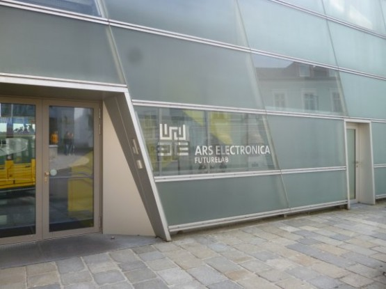 Ars Electronica Center 1