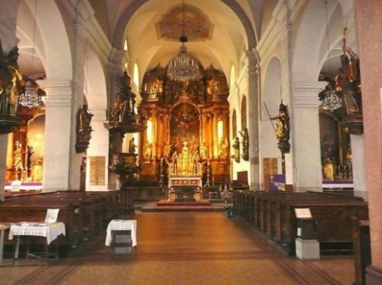Stadtpfarrkirche Maria Himmelfahrt 1