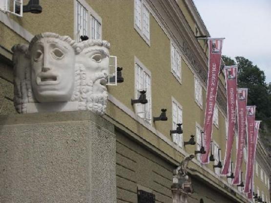 Groses Festspielhaus