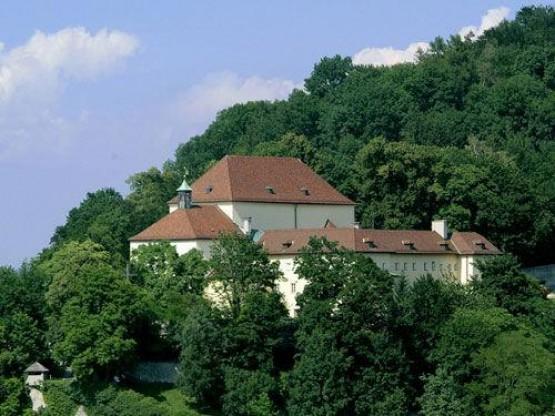 Kapuzinerberg und Kloster
