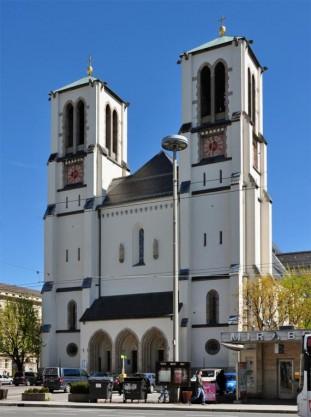 Kirche St. Andra
