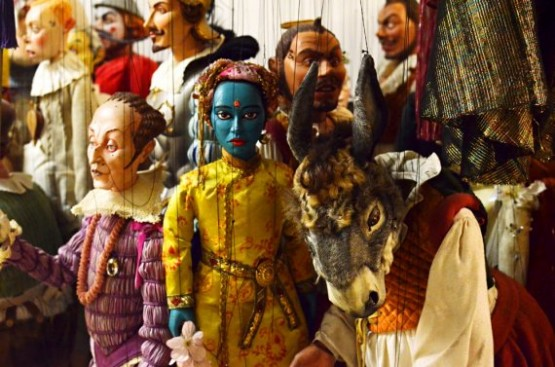 Marionettentheater 1