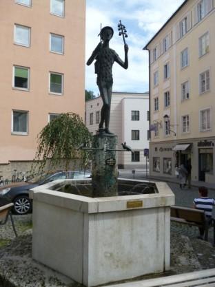 Papageno Brunnen 1