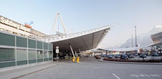 Salzburg Airport 1