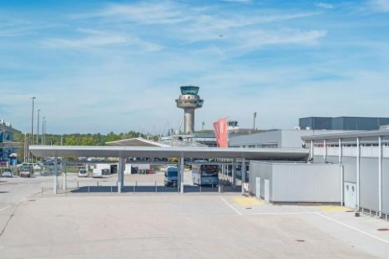 Salzburg Airport 2
