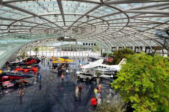 Salzburg Airport Hangar 7