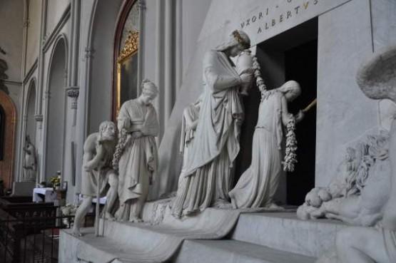 Augustinerkirche - Herzgruftel