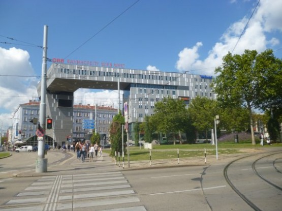 Westbahnhof Wien 1
