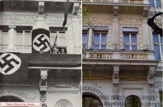Hotel Imperial - Hitler Balcony
