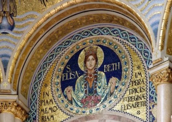 Heiliger Franz Von Assisi - Elisabethkapelle 2