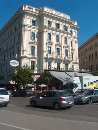 Cafe Landtmann - 2