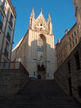 Church - Maria Am Gestade