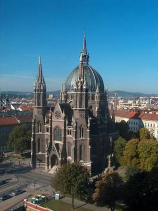 Church Maria Vom Siege -  2