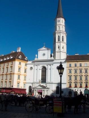 Church - Michaelerkirche