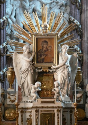 Michaelerkirche - Altar Icon