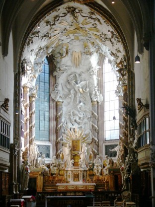 Michaelerkirche - Main Altar