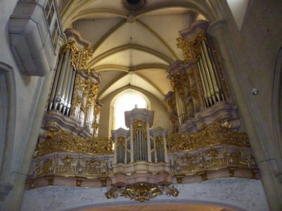 Michaelerkirche - Organ