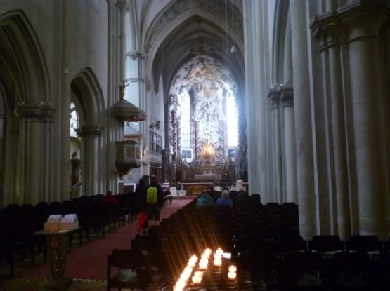 Michaelerkirche Inside 1