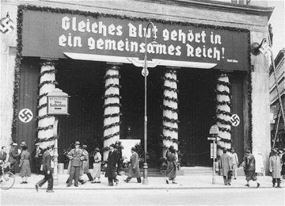 Michaelerplatz - Looshaus 1938