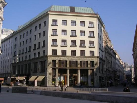 Michaelerplatz - Looshaus