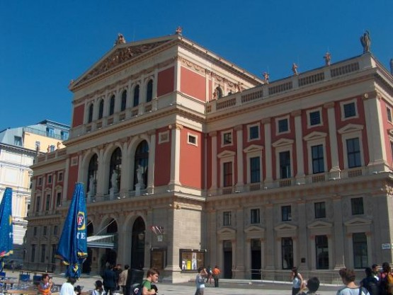 Theater musikverein