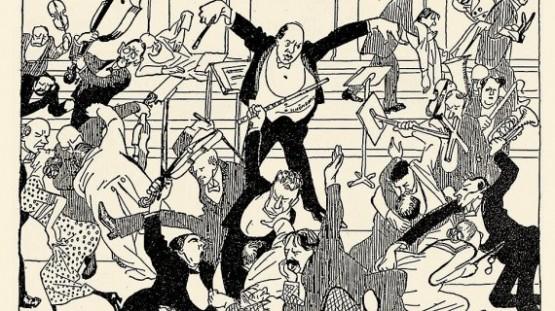 Wiener Musikverein Skandalkonzert
