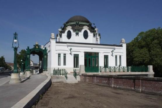 Otto Wagner Hofpavillon Hietzing 1
