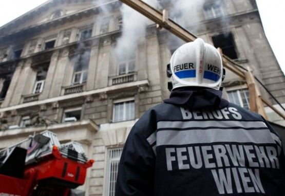 Park Hyatt Vienna - Fire