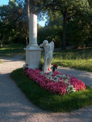 Mozart Grave - 1
