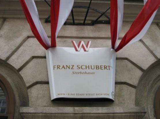 Schubert Sterbewohnung 1