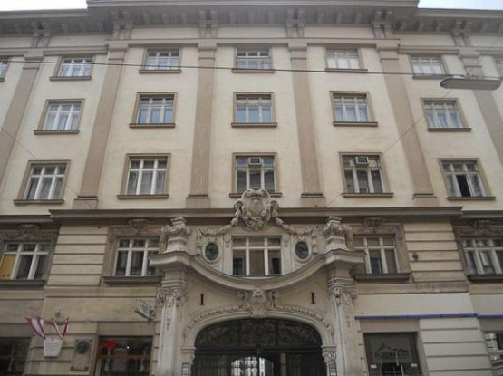 Schwarzspanierhaus