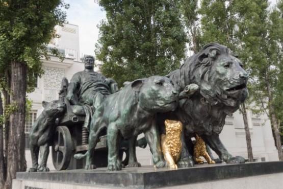 Marc Antony Statue