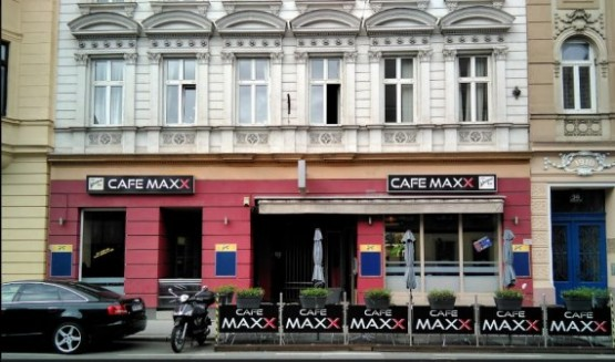 Sechshauserstrasse 58 Cafe Maxx 1