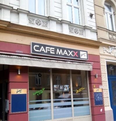 Sechshauserstrasse 58 Cafe Maxx