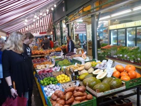 Shopping - Vienna Naschmarkt 2
