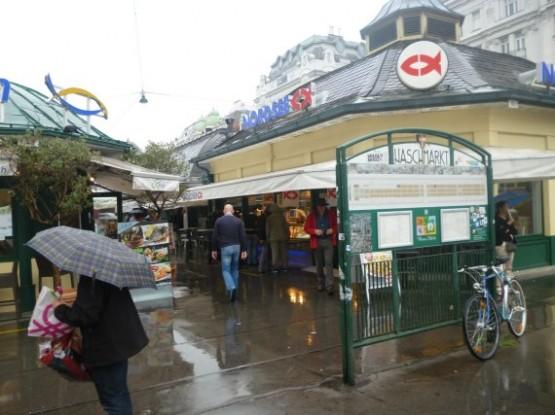 Shopping - Vienna Naschmarkt 5