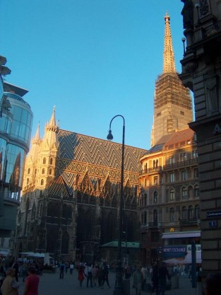 Stephansdom - 1