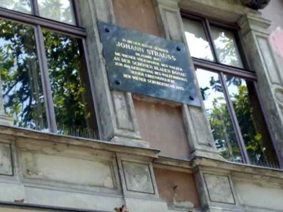Johann Strauss Wohnung 1