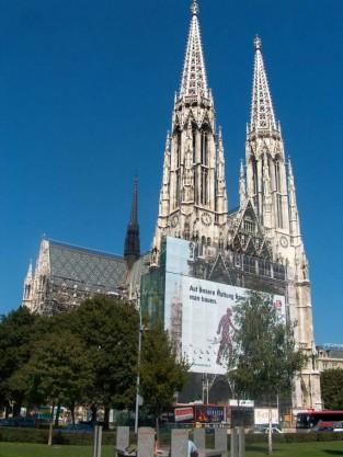 Church - Votivkirche2
