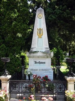 Wiener Zentralfriedhof - Beethoven