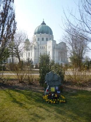 Wiener Zentralfriedhof - Borromaus Kirche