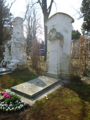 Wiener Zentralfriedhof - Brahms