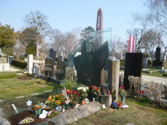 Wiener Zentralfriedhof - Falco 0