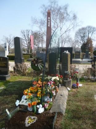Wiener Zentralfriedhof - Falco 3