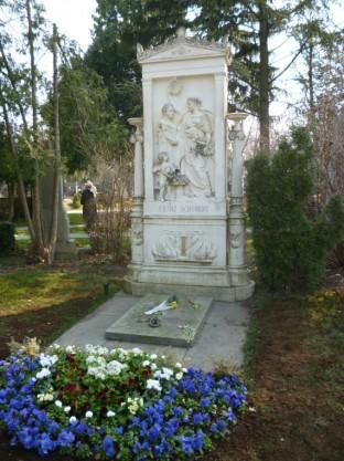 Wiener Zentralfriedhof - Franz Schubert