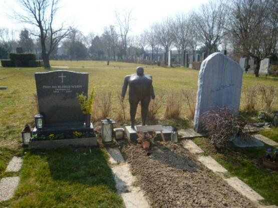 Wiener Zentralfriedhof - Group 40