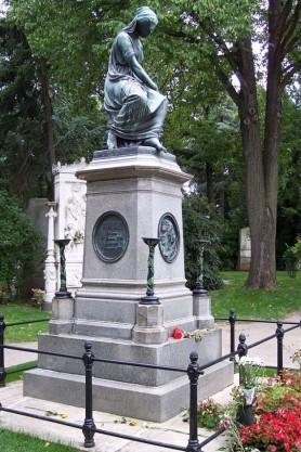 Wiener Zentralfriedhof - Mozart