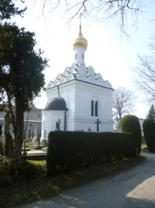 Wiener Zentralfriedhof - Russian Church
