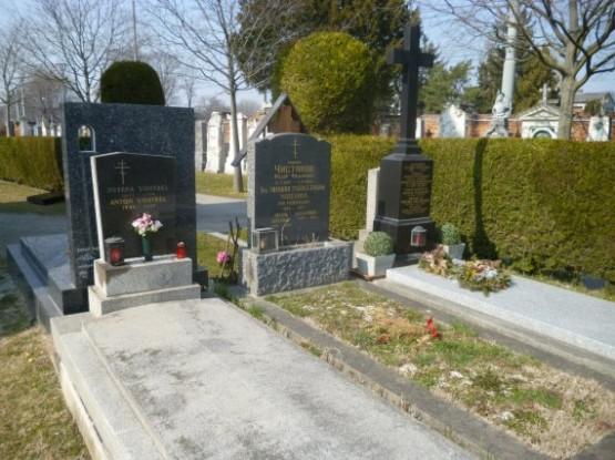Wiener Zentralfriedhof - Russian graves
