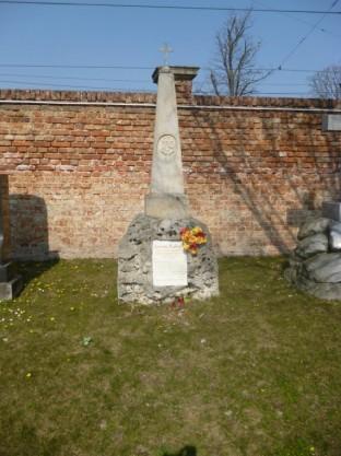 Wiener Zentralfriedhof - Salieri